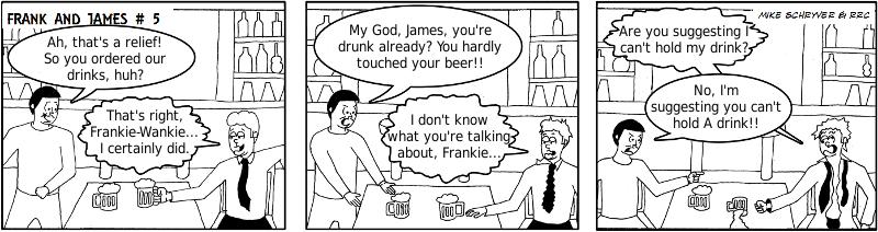 Frank & James #5